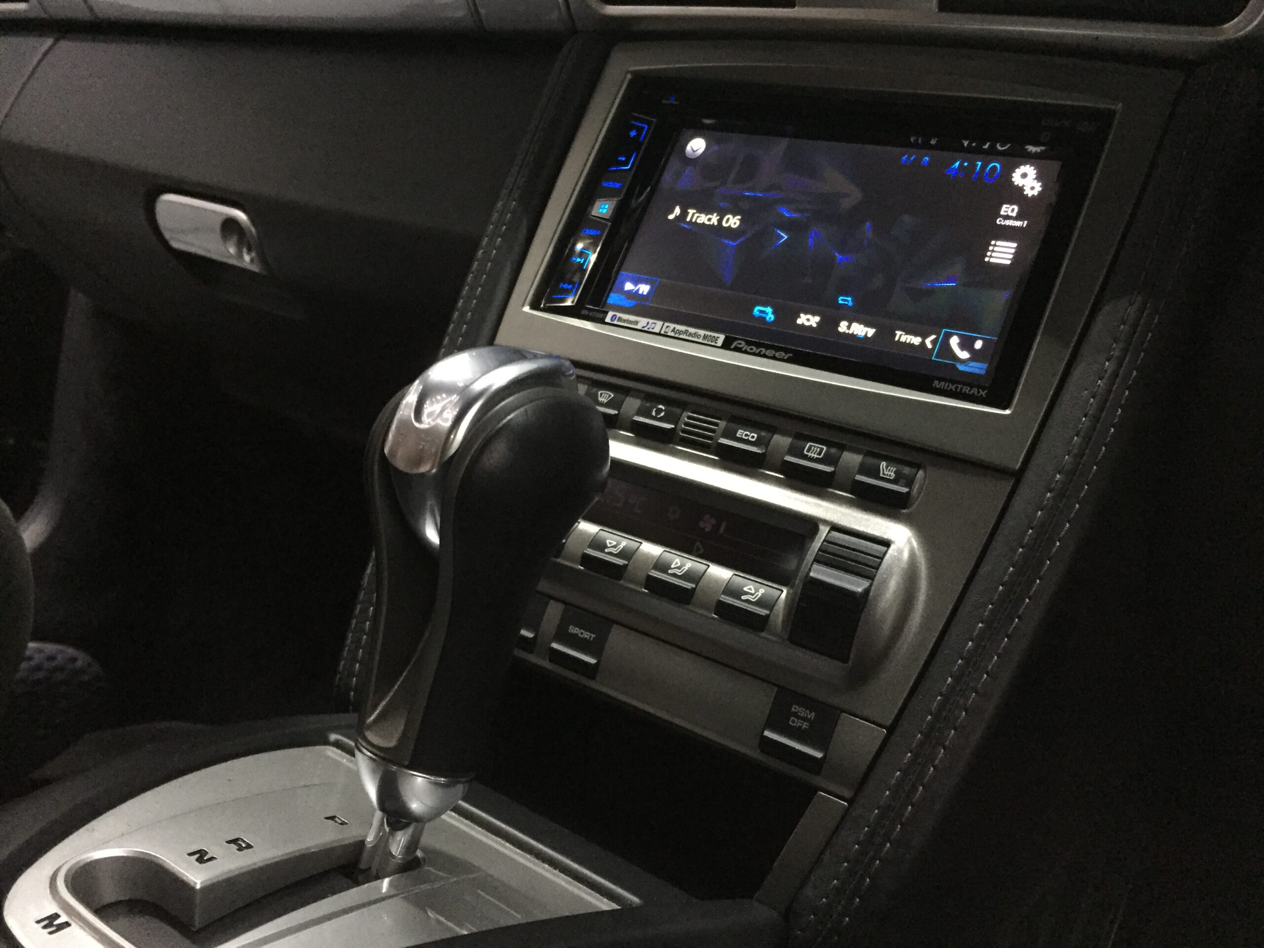 Porsche Head Unit Upgraded