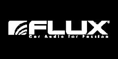 Logo, Flux