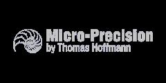 Logo, Micro-Precision
