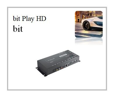 Audison bit Play HD