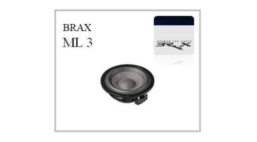 BRAX Matrix ML3