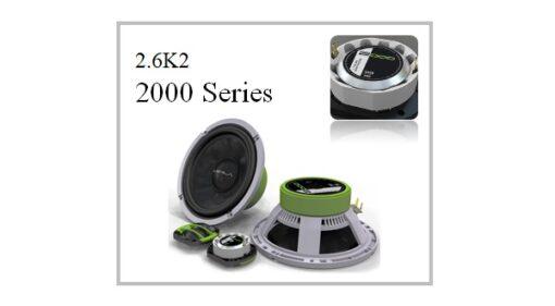 ESB speaker, ESB Audio, ESB 2000 series, ESB 2.6K2