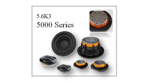ESB speaker, ESB Audio, ESB 5000 series, ESB 5.6K3