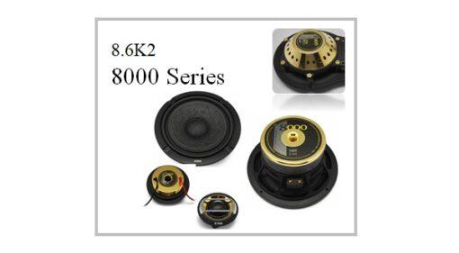 ESB speaker, ESB Audio, ESB 8000 series, ESB 8.6K2