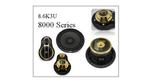 ESB speaker, ESB Audio, ESB 8000 series, ESB 8.6K3UMA