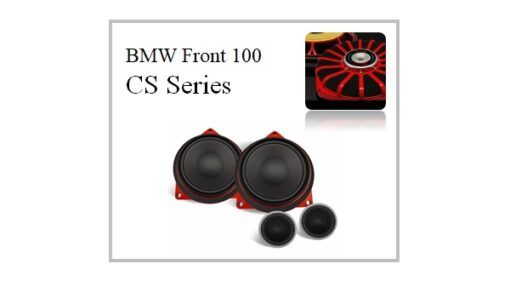 ESB Audio CS series - BMW Front 100